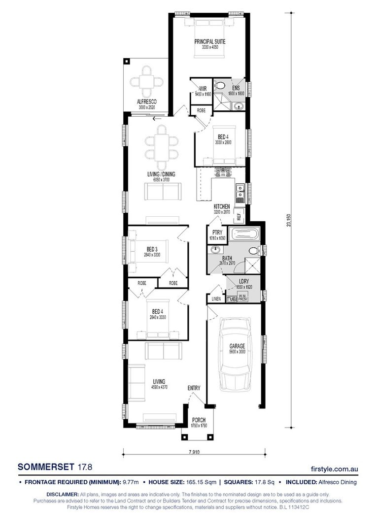 Lot 405 Seventh Avenue, Austral NSW 2179, Image 1