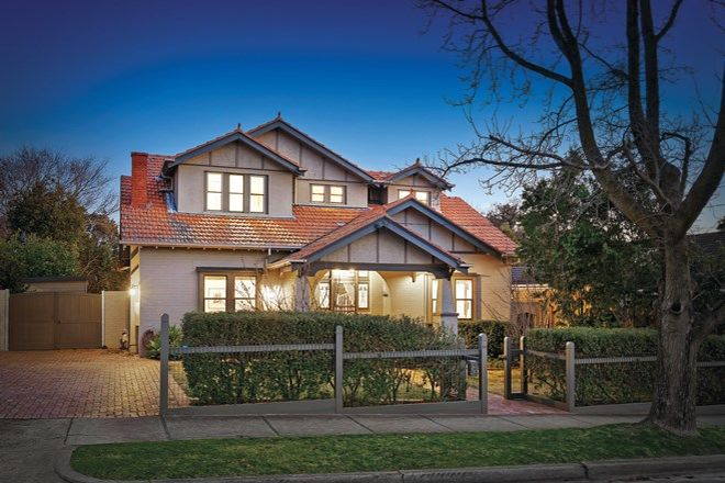 Picture of 56 Leura Grove, HAWTHORN EAST VIC 3123