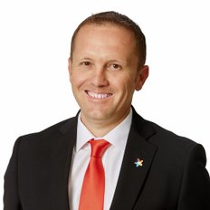 Chris Hill, Sales representative