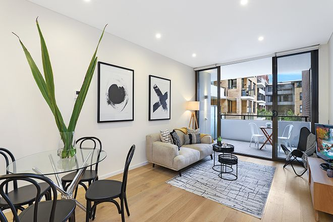 Picture of A202/27 Little Street, LANE COVE NSW 2066