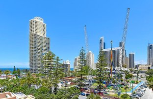 Picture of 414/5-19 Palm Avenue, Surfers Paradise QLD 4217