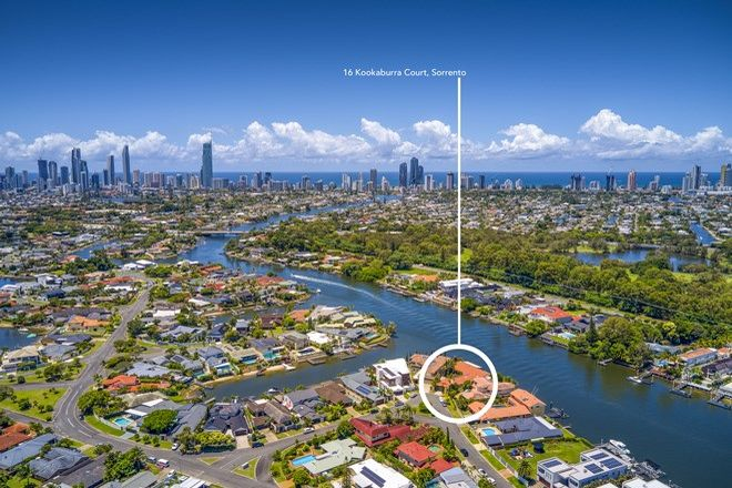 Picture of 16 Kookaburra Court, SORRENTO QLD 4217
