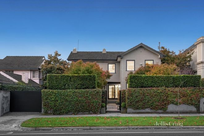Picture of 79 Mont Albert Road, CANTERBURY VIC 3126