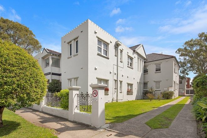 Picture of 3/12 Dutruc Street, RANDWICK NSW 2031