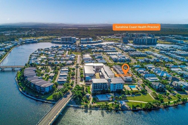 Picture of 9/3 Feather  Court, BIRTINYA QLD 4575