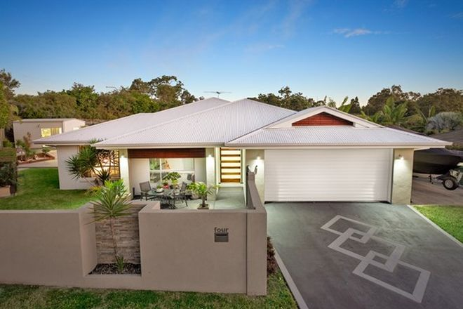 Picture of 4 Rene Court, CASHMERE QLD 4500