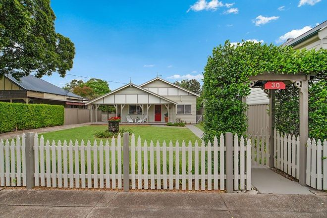 Picture of 30 Bonar Street, MAITLAND NSW 2320