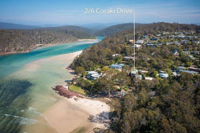 Picture of 2/6 Coraki Drive, PAMBULA BEACH NSW 2549