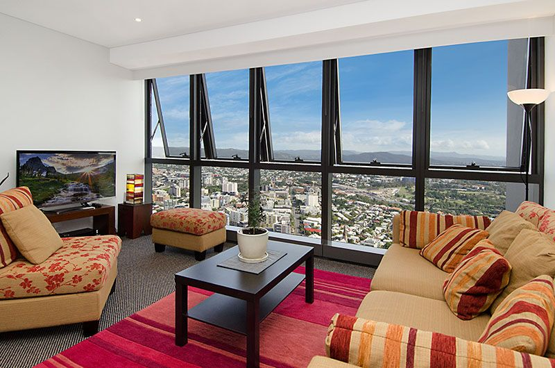 3 bedrooms Apartment / Unit / Flat in 6403/501 Adelaide Street BRISBANE CITY QLD, 4000