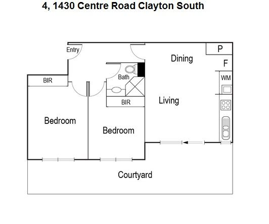 4/1430 Centre Road, Clayton South VIC 3169, Image 1
