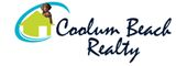 Logo for Coolum Beach Realty