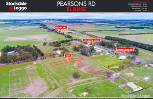 Picture of Lot 8 Pearsons Road, Elaine VIC 3334