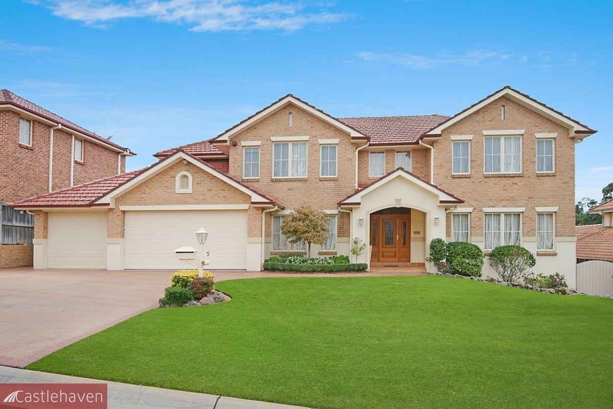 5 Tamara Place, Beaumont Hills NSW 2155, Image 0