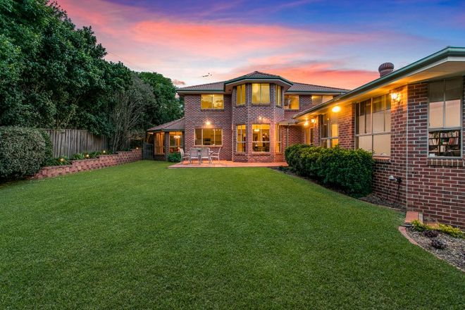 Picture of 32 Anne William Drive, WEST PENNANT HILLS NSW 2125