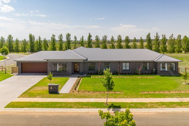 Picture of 4 Butler Circle, MUDGEE NSW 2850