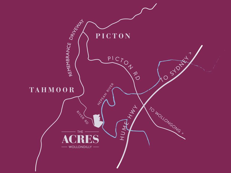 Lot 321 165 - 185 River Road, Tahmoor NSW 2573, Image 1