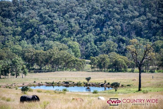 Picture of 3081 Rocky Creek Road, ROCKY CREEK NSW 2371
