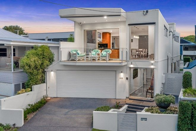 Picture of 333 Upper Esplanade, MANLY QLD 4179