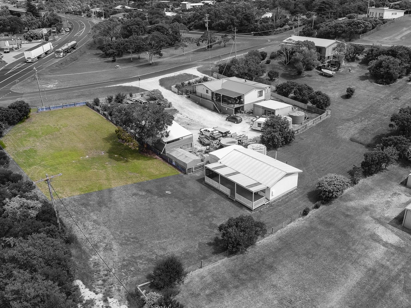 Lot 10 Neil Black Street East, Nelson VIC 3292, Image 0