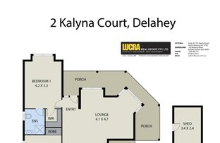 Picture of 2 Kalyna Court, Delahey VIC 3037