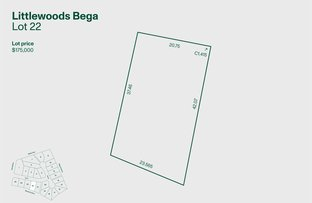 Picture of Lot 22 Littlewoods Estate, Bega NSW 2550