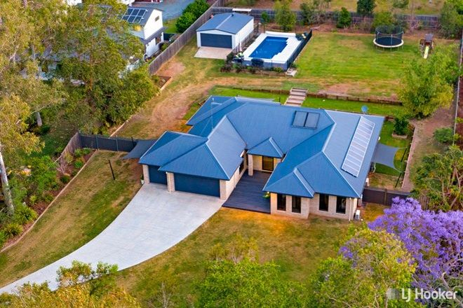 Picture of 6 Majella Court, THORNLANDS QLD 4164