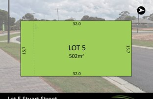 Picture of Lot 5 Stuart Street, Hewett SA 5118