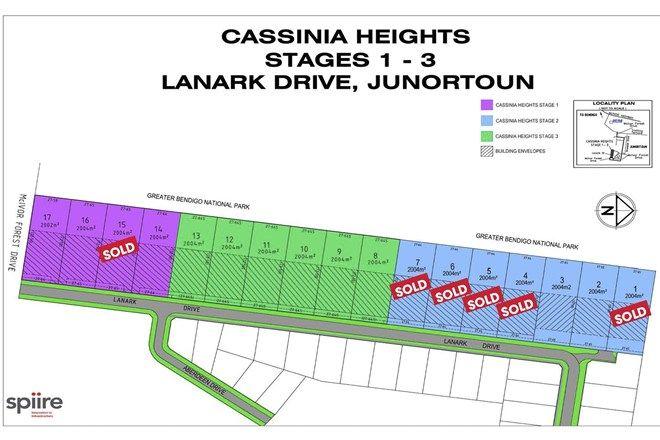 Picture of 1-17 Cassinia (formerly Lanark)  Drive, JUNORTOUN VIC 3551