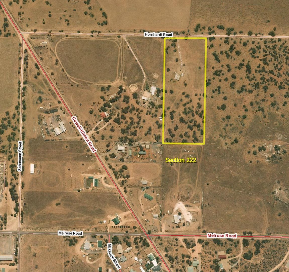 Section 222 Hornhardt Road, Cowell SA 5602, Image 0