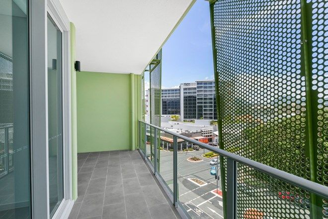 Picture of 507/163 Abbott Street, CAIRNS CITY QLD 4870