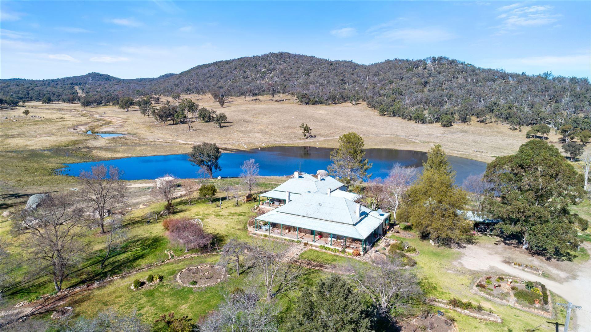 GLEN BARRA Glen Barra Road, Watsons Creek NSW 2355, Image 2