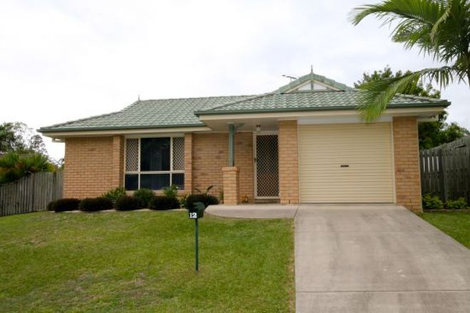 Picture of 12 Regents Court, UPPER CABOOLTURE QLD 4510