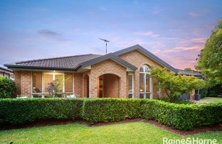 Picture of 26 Park Ridge Circuit, Kellyville NSW 2155