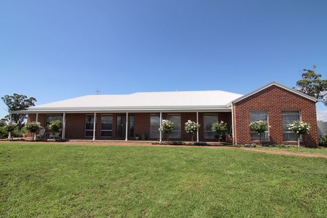 Picture of 53 HALL ROAD, MERRIWA NSW 2329