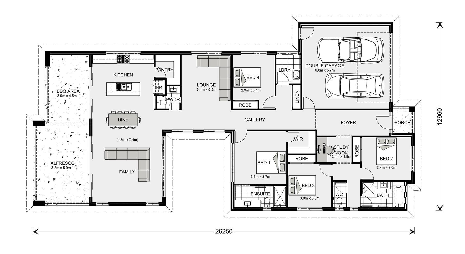 Lot 150 Honour Avenue, Lilydale VIC 3140, Image 1