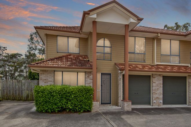 Picture of 3/28 Cherrytree Place, WATERFORD WEST QLD 4133