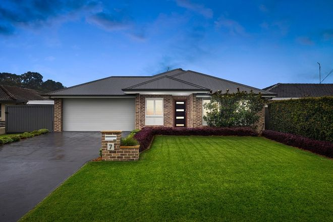 Picture of 7 Turnbull Avenue, WILBERFORCE NSW 2756