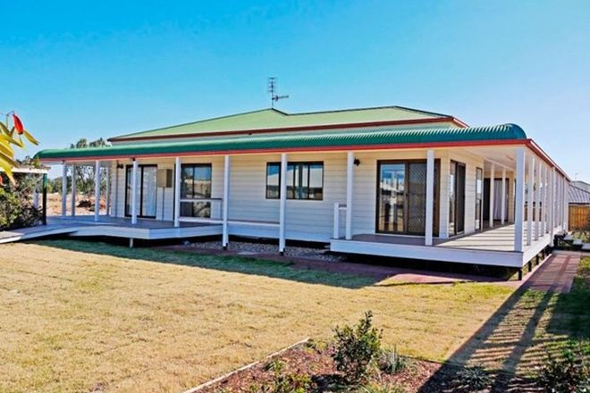 Picture of 4 Alexander Ave, CHINCHILLA QLD 4413