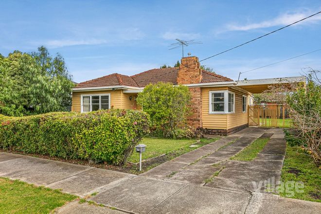 Picture of 86 Paxton Street, SOUTH KINGSVILLE VIC 3015