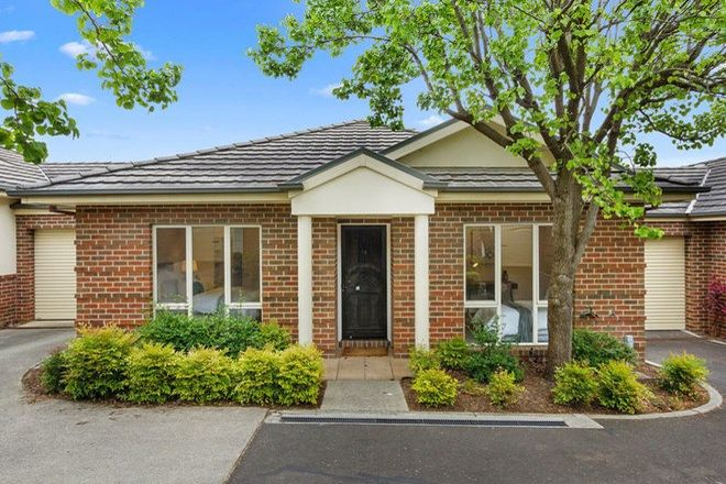 Picture of 81/31-43 Victoria Street, DONCASTER VIC 3108