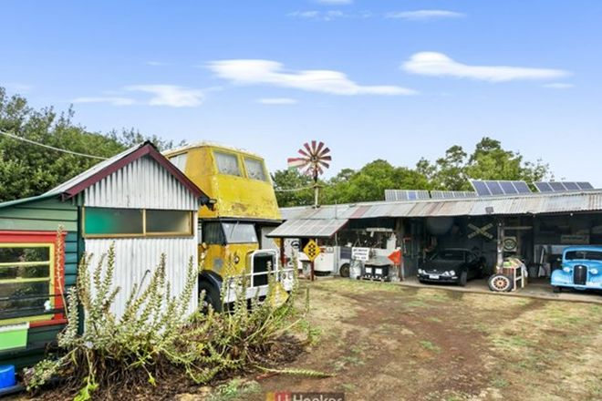Picture of 100 Whirrina Lane, POMBORNEIT NORTH VIC 3260