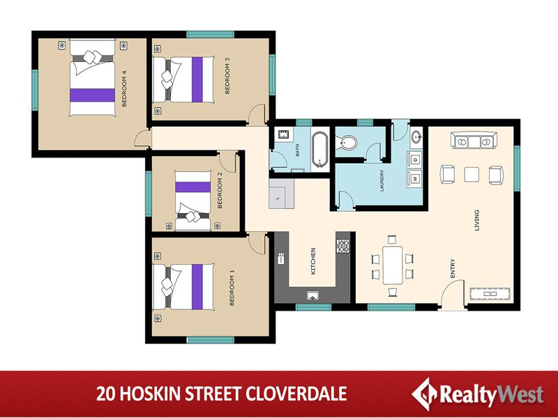 20 Hoskin Street, Cloverdale WA 6105, Image 1