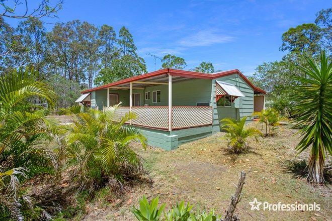 Picture of 96 Cliff Jones Road, CURRA QLD 4570