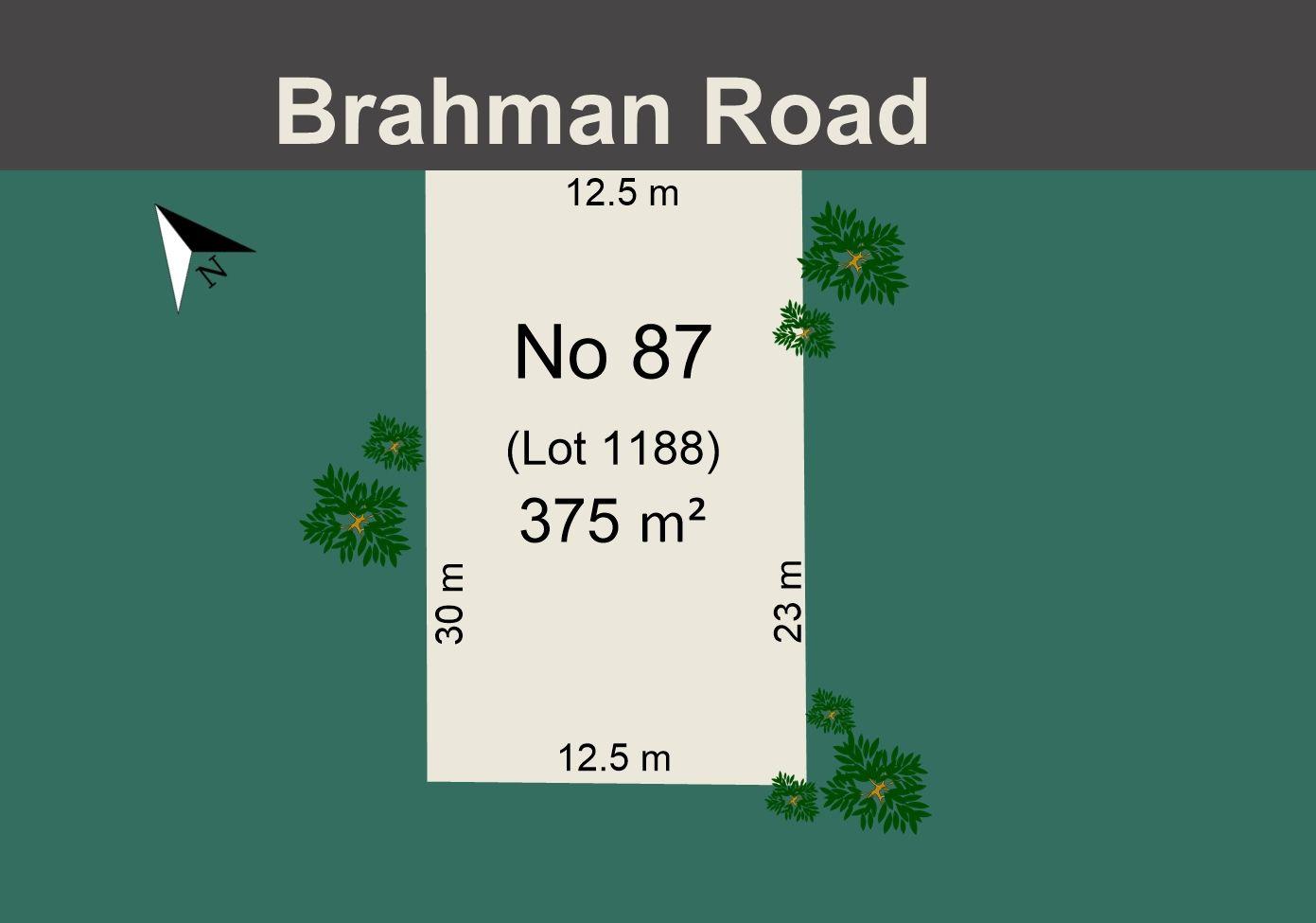 87 (Lot 1188) Brahman Road, Box Hill NSW 2765, Image 0