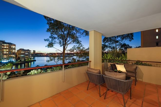 Picture of 25/81 Point Street, PYRMONT NSW 2009