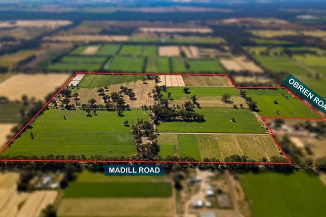Picture of 656 Madill Road, UNDERA VIC 3629