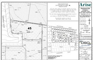 Picture of Lot 45 Pineapple Place, Glass House Mountains QLD 4518