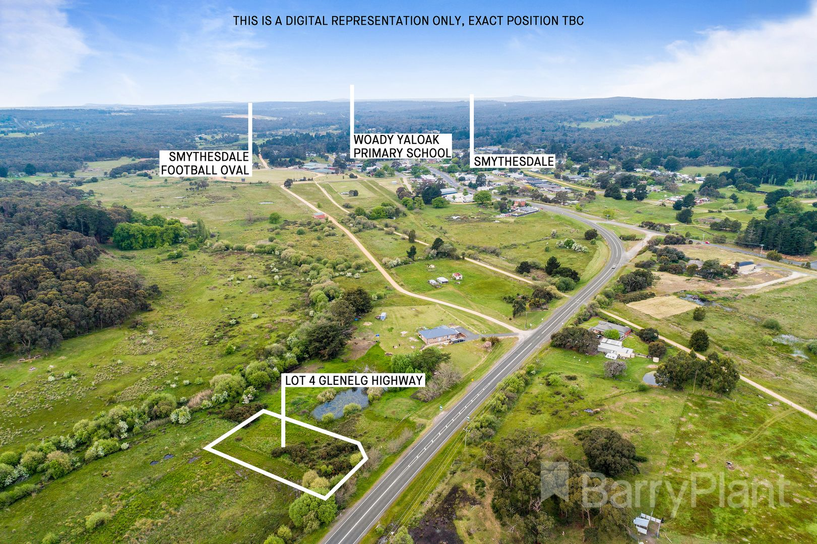 4 Glenelg Highway, Smythesdale VIC 3351, Image 2