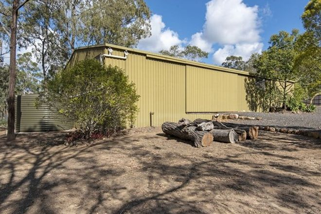 Picture of 151 Jones Road, WITHCOTT QLD 4352