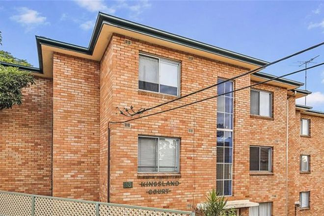 Picture of 1/13 Kingsland Road, BEXLEY NSW 2207